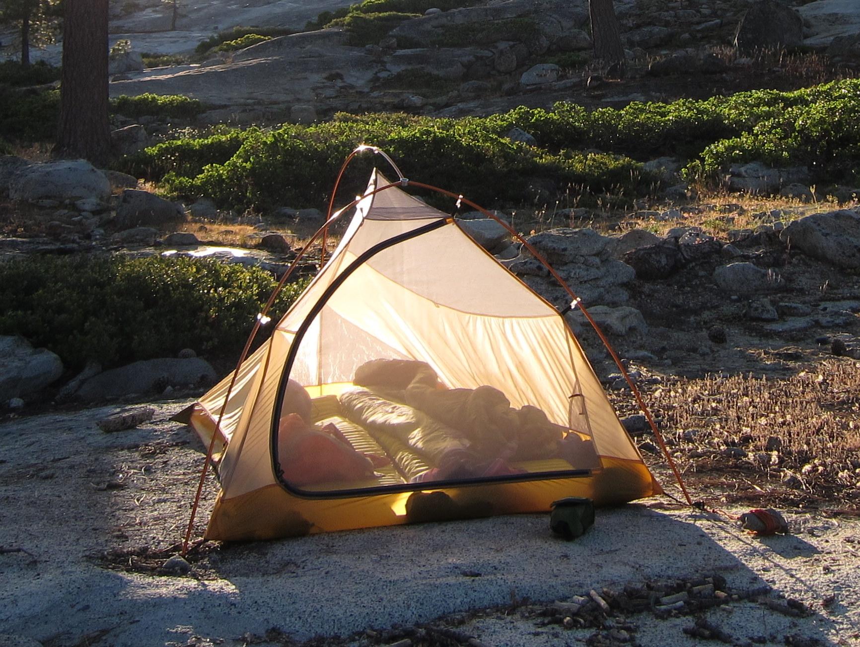 Tent Big Agnes Fly Creek Ul2