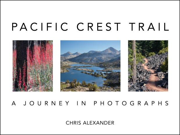 Pacific Crest Trail: A Journey in Photographs cover image
