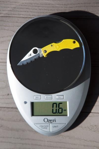 Spyderco Ladybug 3 Knife