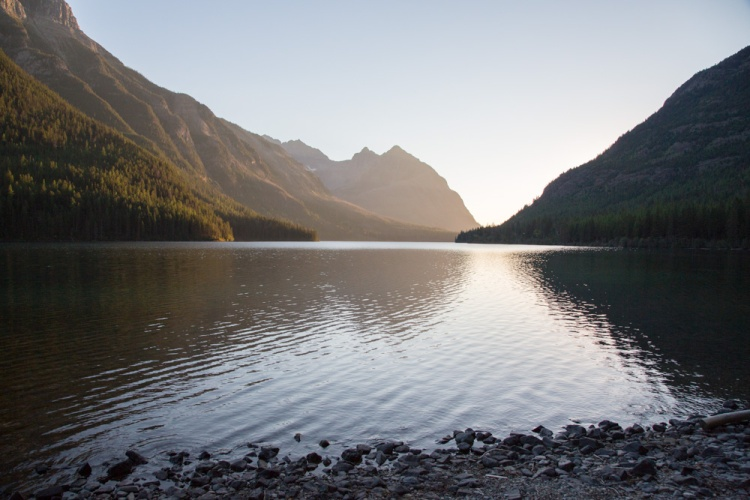 Upper Kintla Lake
