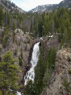 Fish Creek Falls Overlook