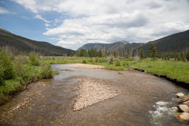 Headwaters of the Colorado River