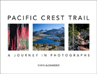 Pacific Crest Trail Photo Book