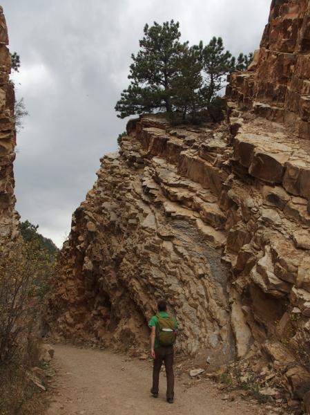 Fowler Trail, Eldorado State Park